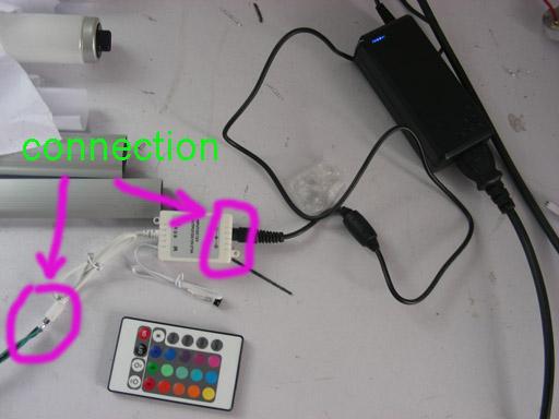 RGB_installation