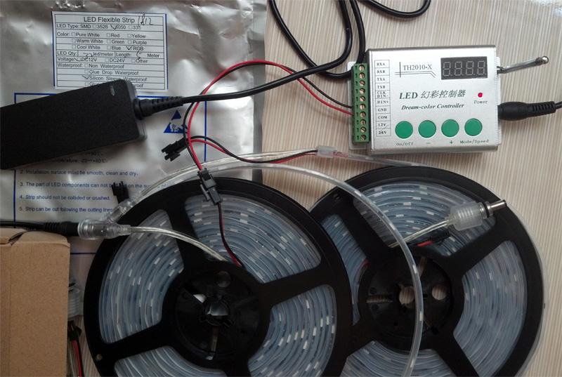 programmable_smart_intelligent_TM1812_IC_digital_RGB_SMD_5050_dream_color_LED_light_strip