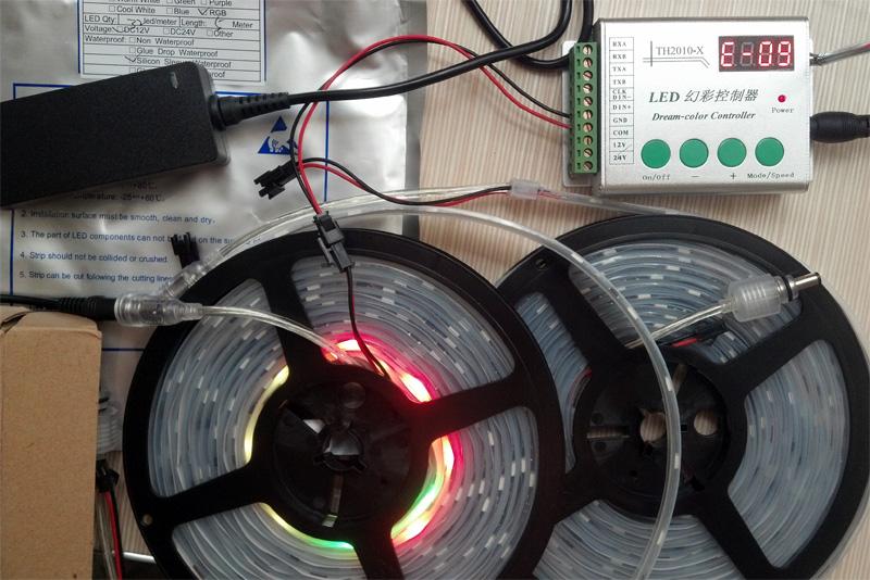 programmable_smart_intelligent_TM1812_IC_digital_RGB_SMD_5050_dream_color_LED_light_strip_controller_power_adapter