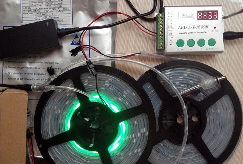 programmable_smart_intelligent_TM1812_IC_digital_RGB_SMD_5050_dream_color_LED_light_strip_ribbon_controller_power_adapter